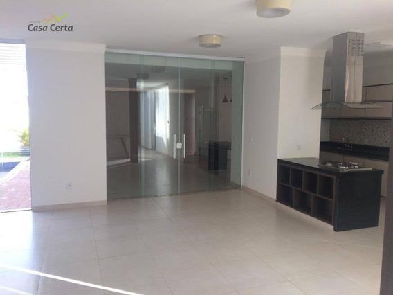 Casa Com 3 Dormitórios À Venda, 240 M² Por R$ 1.250.000 - Condomínio Residencial Dos Jequitibás - Mogi Mirim/sp - Ca1501