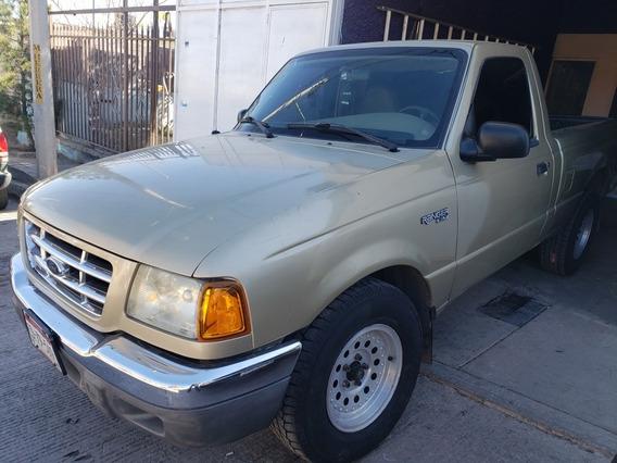 Ford Pick-up Aut. 4cil. A/c. Mex