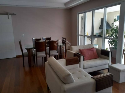 Apartamento Em Condomínio Padrão Para Venda No Bairro Vila Gilda - 9061ad