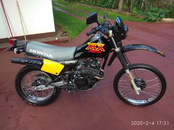 Moto Honda Xlx 250r