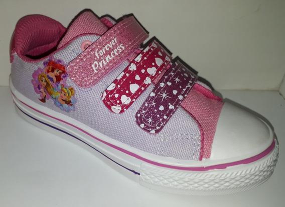 Zapatos De Niña Fucsia Talla 26 Y 29 Bubble Gummers