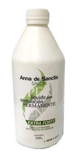 Liquido Locion Para Permanente Extra Forte Anna De Sanctis