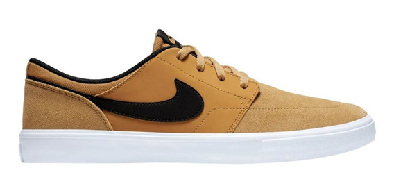 Tênis Nike Sb Portmore Ii Solar Masculino 880266-700
