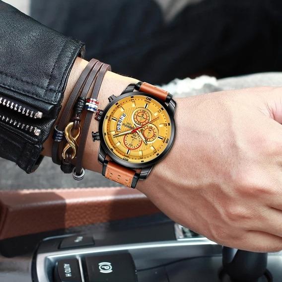 Relógio Nibosi Masculinos