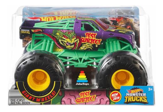 Hot Wheels Monster Trucks Escala 1:24 Varios Modelos