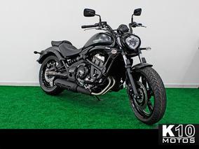 Kawasaki Vulcan S Custom 17/18 0km - Cinza