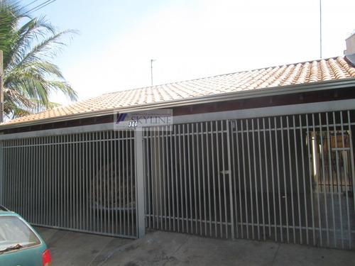 Casa A Venda No Bairro Residencial Anna Angélica Em São - 578-1