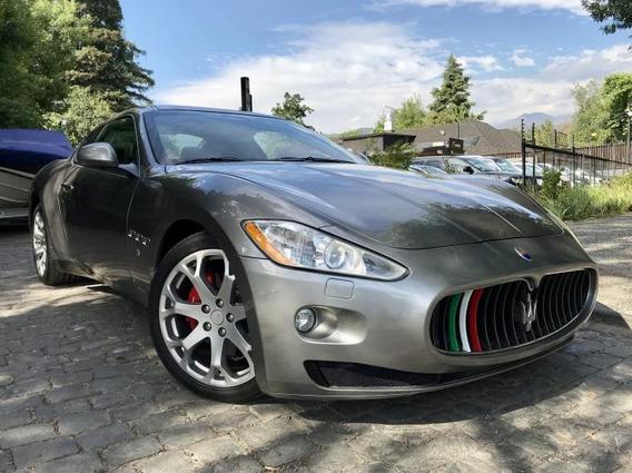 Maserati Granturismo 405 Hp Solo 50.600 Kilometros 2008