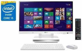 Computador Aio Lg23v545 Core I5 4gb Ram 120gb Ssd + 512gb Hd