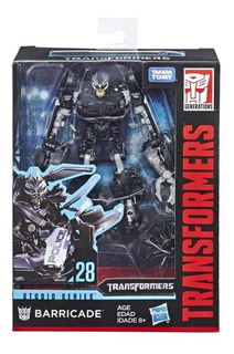 Barricade Transformers Studio Series #28 Deluxe Class