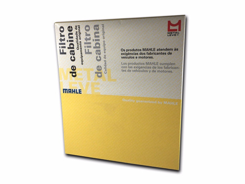 Imagem 1 de 1 de Filtro Do Ar Condicionado La395 Corolla Fielder 1.8 2005