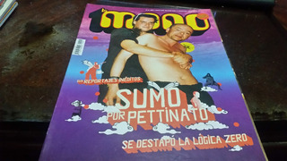 Revista La Mano 46 Sumo Por Pettinato Enero 2008