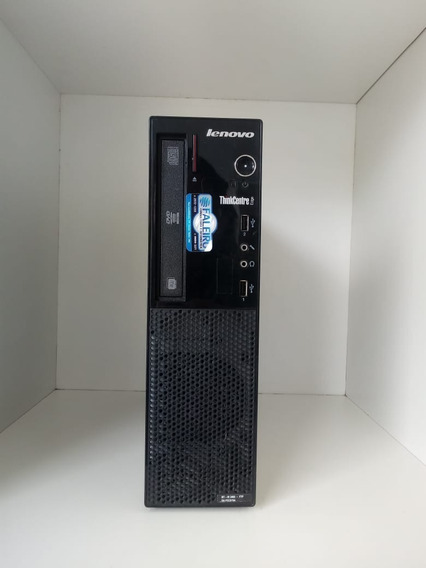 Computador Lenovo Thinkcentre Edge72, Core I5 3ª Ger, 4gb