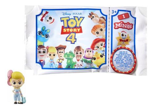 Imagem 1 de 1 de Ts4 Mini Figura Toy Story 4 Sort