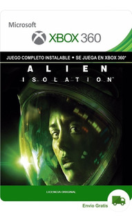 Alien Isolation Xbox 360 Original Digital Oferta