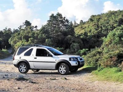 Sucata Land Rover Freelander 1 2005/2006 2 Portas Para Peças