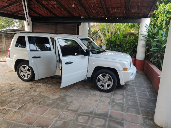 Jeep Patriot 2008 Automatica 1 Solo Dueño