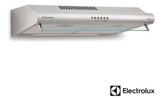 Depurador Ar 60cm Electrolux 3vel Exaustor 2 Filtros De60x