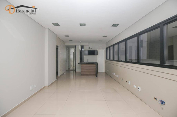 Sala À Venda, 53 M² Por R$ 240.000,00 - Água Verde - Curitiba/pr - Sa0330