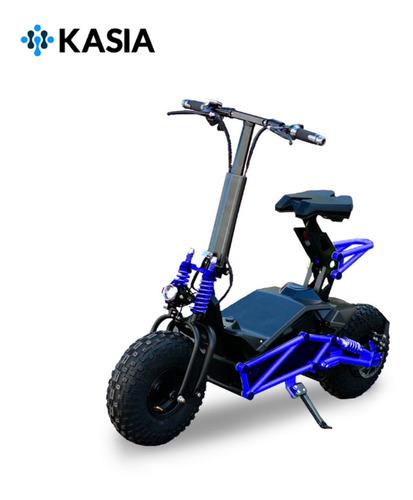 Moto Electrica Kasia Predator Motor 2000watts 45km/h 30km