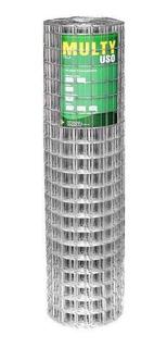 Tela Alambrado Soldada Galvanizada Insul 1,65mm, 1,20x25 M