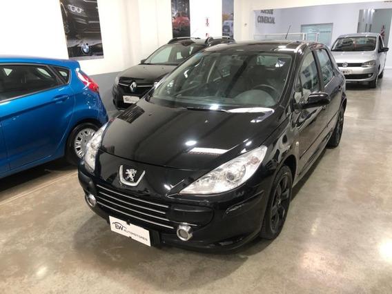 Peugeot 307 Xs Premium 2.0 Tiptronic Negro 100% Financiado