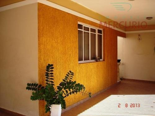 Casa Com 2 Dormitórios À Venda, 186 M² Por R$ 270.000,00 - Jardim Redentor - Bauru/sp - Ca0548