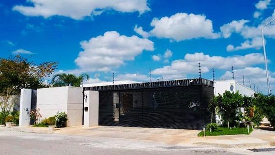 Casa En Temozon Norte, Mérida