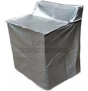 Funda Lavadora Automatica 16/18kg Plastico Afelpado