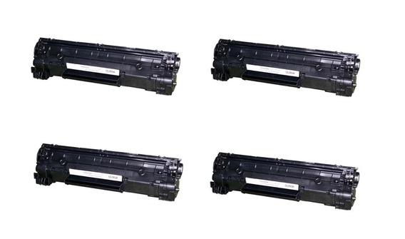 Toner Compatível Hp Universal 435 436 285 278a Novo 4 Unida.
