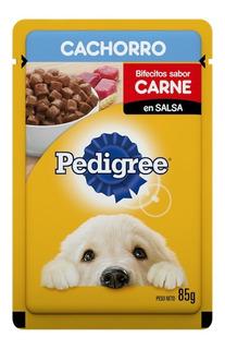 Sachet Pedigree Cachorro 12 Un. Santiago