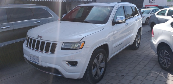 Jeep Grand Cherokee 5.7 Limited Lujo Advance 4x4 At 2016