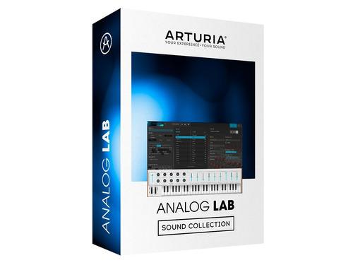 Imagen 1 de 6 de Software Arturia Analog Lab Original Licencia Oficial Cuotas