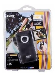 Video Camara Digital Vivitar Dvr 410 ($5) Laschimeneas