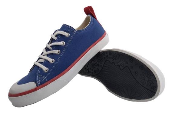 Zapatillas Levi´s Nothy Azul Urbana Mujer Eezap