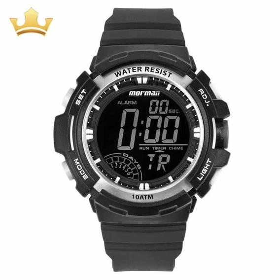 Relógio Mormaii Masculino Mo8902ab/8c Com Nf
