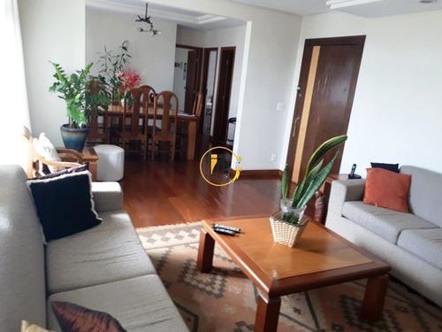 Apartamento Com 4 Quartos Para Comprar No Gutierrez Em Belo Horizonte/mg - Ec17221