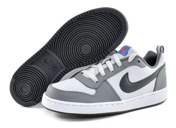 Tenis Nike Court Borough Casual Urbano Piel Retro Clasico Og