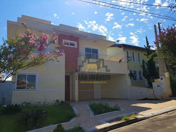 Casa À Venda Condomínio Vivenda Das Cerejeiras - Valinhos / Sp - Ca2096