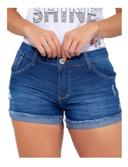 Shorts Jeans Revanche Jeans Original