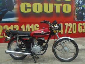 Zanella Sapucai 125 Inpecable ====== Motos Couto ======