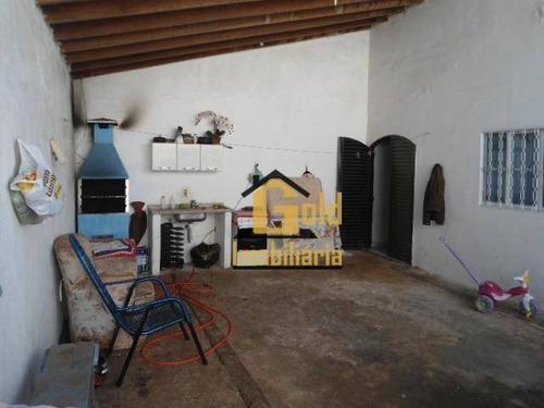 Casa Com 3 Dormitórios Para Alugar, 100 M² Por R$ 800/mês - Jardim Professor Antônio Palocci - Ribeirão Preto/sp - Ca0563