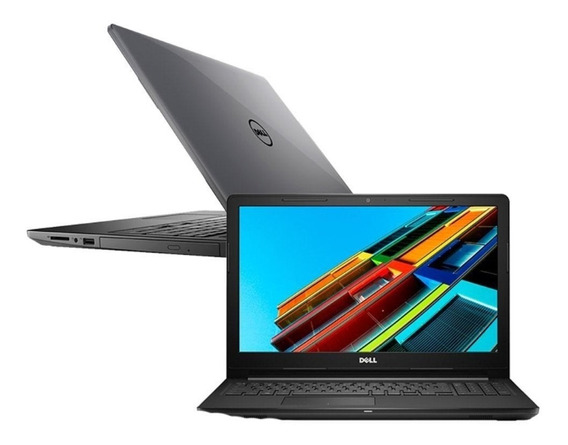 Notebook Dell Inspiron Intel Core I3 15.6 I15-3567-d15c Preto