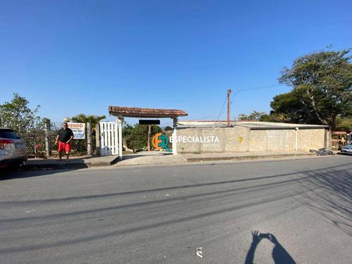 Imagem 1 de 29 de Chácara Com 3 Dormitórios À Venda, 4000 M² Por R$ 500.000,00 - Bonanza - Santa Luzia/mg - Ch0007