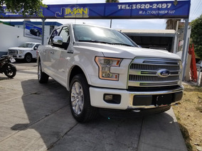 Ford Lobo 3.5 Doble Cabina Plinum Limited At