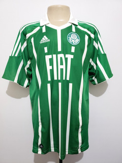 Camisa Oficial Palmeiras 2011 Third adidas Tam Gg Brasileiro
