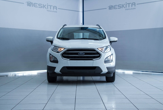 Ford Ecosport 1.5 Ti-vct Flex Se Manual