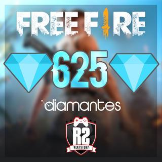 625 Diamantes Free Fire | Solo Id ( 1 A 24hs ) | Rektstore