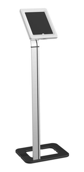 Suporte Tablet/iPad Chão Alumínio Trava Segurança Pad15-01