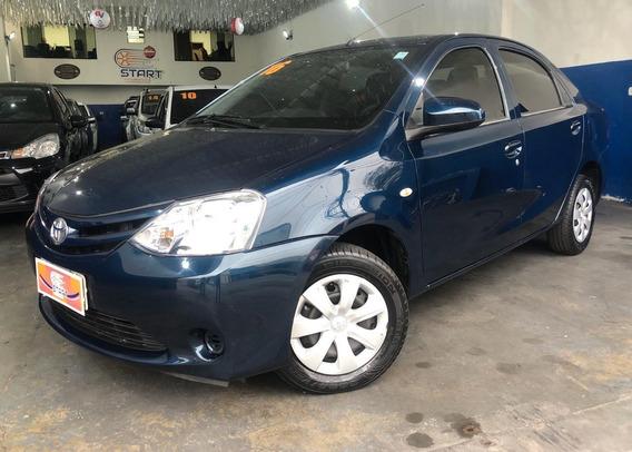 Toyota - Etios Sedan X 1.5 - 2016